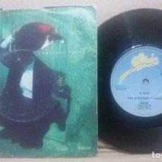 Discos de vinilo: SADE / THE SWEETEST TABOO / SINGLE 7 INCH. Lote 229798825
