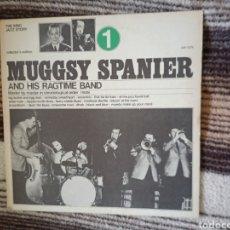 Discos de vinilo: DISCO LP MUGGY SPANIER AND HIS RAGTIME BAND. Lote 229840485