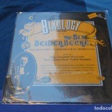 Discos de vinilo: BOXH67C LP JAZZ EUROPEO AÑOS 70-80 GRAN ESTADO BIXOLOGY BIX BEIDER BECKE RECORDS STORY VOL 10. Lote 229857460