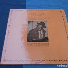 Discos de vinilo: BOXH67C LP JAZZ EUROPEO AÑOS 70-80 GRAN ESTADO COUNT BASIE & ORCH. LOS ANGELES 1945 NEW YORK 1946. Lote 229860175