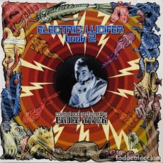 Disques de vinyle: BRUCE HAACK ELECTRIC LUCIFER BOOK 2. Lote 229890665