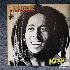 Discos de vinilo: BOB MARLEY & THE WAILERS. KAYA. EDITADO POR ARIOLA. AÑO 1.978. Lote 229901320