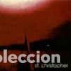 Discos de vinilo: ST. CHRISTOPHER SHE LOOKS LIKE YOU/ ECSTASY, PASSION AND PAIN VINILO ROJO ELEFANT RECORDS. Lote 229910260