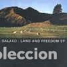 Discos de vinilo: SALAKO LAND AND FREEDOM EP ELEFANT RECORDS. Lote 229911255