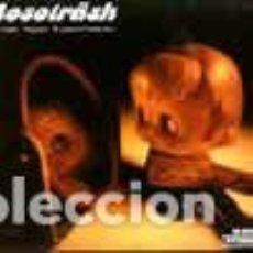 Discos de vinilo: NOSOTRÄSH MALDITO ESPEJO/RASGUÑOS/MI PEQUEÑO FRANKENSTEIN NUEVO ELEFANT RECORDS. Lote 229912155