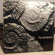Discos de vinilo: LP THE SUNDAYS : READING , WRITING AND ARITHMETIC ( EDICION NUEVOS MEDIOS, 1990). Lote 229919995