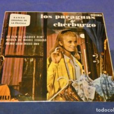 Discos de vinilo: EXPROBS0 DISCO 7 PULGADAS VINILO BUEN ESTADO LOS PARAGUAS DE CHERBURGO. Lote 229997830