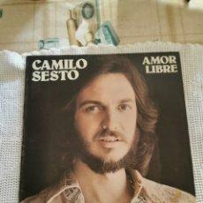 Dischi in vinile: DISCO DE VINILO CAMILO SEXTO. Lote 230035995