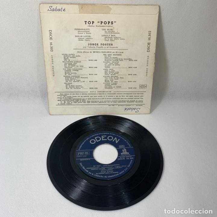 Discos de vinilo: SINGLE LONELY BOY -- PERSONALITY -- DREAM LOVER -- THE BLOB -- VG -- - Foto 2 - 230046640