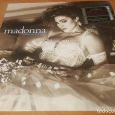Disques de vinyle: DISCO LP MADONNA LIKE A VIRGIN. SIRE 1985. INCL. BUSCANDO A SUSAN DESESPERADAMENTE BUEN ESTADO. Lote 230057165