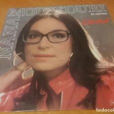 Discos de vinilo: NANA MOUSKOURI EN ESPAÑOL. LIBERTAD PHILIPS 1986 BUEN ESTADO. Lote 230057705