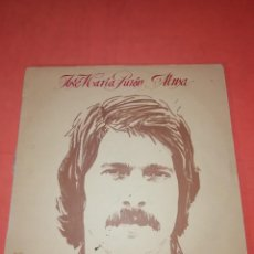 Discos de vinilo: JOSE MARIA PURON. ALMA. LP. AMBAR RECORDS 1977.. Lote 230061040