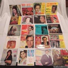 Discos de vinilo: LOTE DE 20 DISCOS.. Lote 230061400