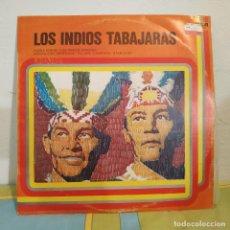 Discos de vinilo: LOS INDIOS TABAJARAS - MARIA ELENA + 11 TEMAS MÁS - LP SELLO RCA SPAIN. Lote 230064145