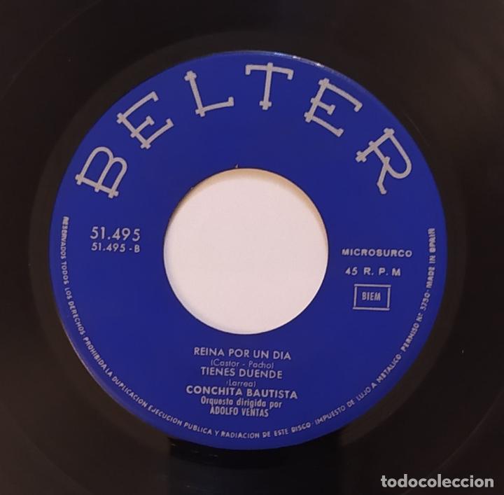 """Discos de vinilo: EUROVISIÓN 1965 - ESPAÑA. """"Qué bueno, qué bueno"""" - Foto 4 - 230077725"""