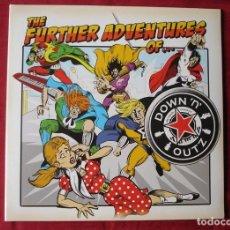 Discos de vinilo: JOE ELLIOTT'S DOWN 'N' OUTZ - THE FURTHER ADVENTURES OF... LP VINILO. NUEVO. PRECINTADO.. Lote 230093650