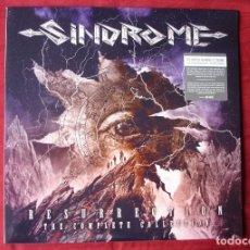 Discos de vinilo: SINDROME - RESURRECTION. THE COMPLETE COLLECTION. LP VINILO + CD. NUEVO. PRECINTADO.. Lote 230104130
