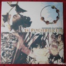 Discos de vinilo: THE PSYCHEDELIC FURS - WORLD OUTSIDE. LP VINILO. NUEVO. PRECINTADO.. Lote 230107145