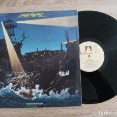 Disques de vinyle: ALKATRAZ. LP .DOING A MOONLIGHT ORIGINAL 1977. Lote 230155020