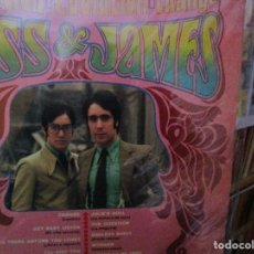 Discos de vinilo: JESS & JAMES REVOLUTION, EVOLUTION , CHANGE ORIGINAL EDICION DE ESPAÑA 1969. Lote 230161565