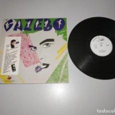 Dischi in vinile: 1220- GAZEBO SUN GOES DOWN ON MILKYWAY ESPAÑA PROMOCIONA LP VIN POR VG+ DIS VG+. Lote 230163950