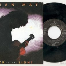 "Discos de vinilo: BRIAN MAY 7"" IMPORTACION 45 BACK TO THE LIGHT + NOTHING BUT BLUE 1992 SINGLE VINILO ROCK QUEEN MIRA. Lote 230171690"