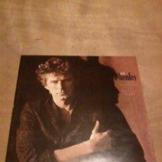 Discos de vinilo: DON HENLEY LP BUILDING THE PERFECT BEAST LETRAS HOL. 1984. Lote 230171895