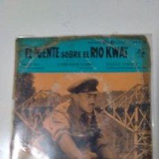 Discos de vinilo: EL PUENTE SOBRE EL RIO KWAI -MITCH MILLER - DORIS DAY -FRANKIE VAUGHAN - GUY MITCHELL - RAY CONNIFF. Lote 230197010