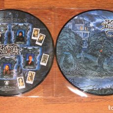 Discos de vinilo: (NUEVO) KING DIAMOND - VOODOO - 2LP PICTURE DISC (ED. COLECCIONISTA LIMITADA A 2000 COPIAS). Lote 230209420