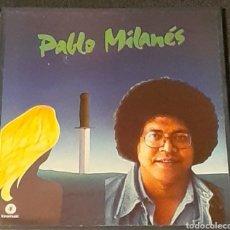 Disques de vinyle: PABLO MILANES - CAJA 5 LP. Lote 230277405