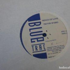 Discos de vinilo: BOXX111 MAXISINGLE REGGAE UK TREVOR SPARKS WINGS OF LOVE BUEN ESTADO. Lote 230302220