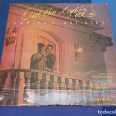 Discos de vinilo: BOXX111 LP RECOP VARIOUS ARTISTS OUT THEL IGHTS 3 ESTADO DECENTE. Lote 230302780