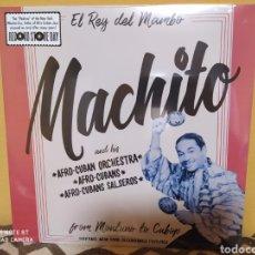 Discos de vinilo: MACHITO–FROM MONTUNO TO CUBOP - AFRO CUBAN ORCHESTRA. LP VINILO NUEVO PRECINTADO. Lote 230321285