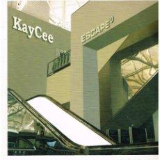 Discos de vinilo: KAYCEE - ESCAPE - MAXI SINGLE 2000. Lote 230325265
