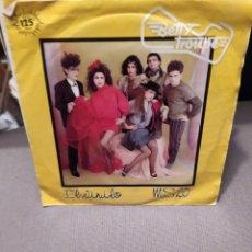 Discos de vinilo: BETTY TROUPE: EL VINILO - MS 20 ARIOLA 1983 FOTOS GORKA DUO. Lote 230332415