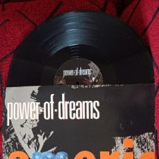 Discos de vinilo: POWER OF DREAMS ** AMERICAN DREAM ** MAXI SINGLE VINILO 1991. Lote 230332420