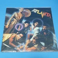 Discos de vinilo: LP - PULSE TO PULSE - ATLANTA - BLANCO Y NEGRO 1986. Lote 230335150