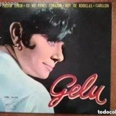 Discos de vinilo: GELU - PIEDAD, SEÑOR + 3 (EP) 1964. Lote 230375140