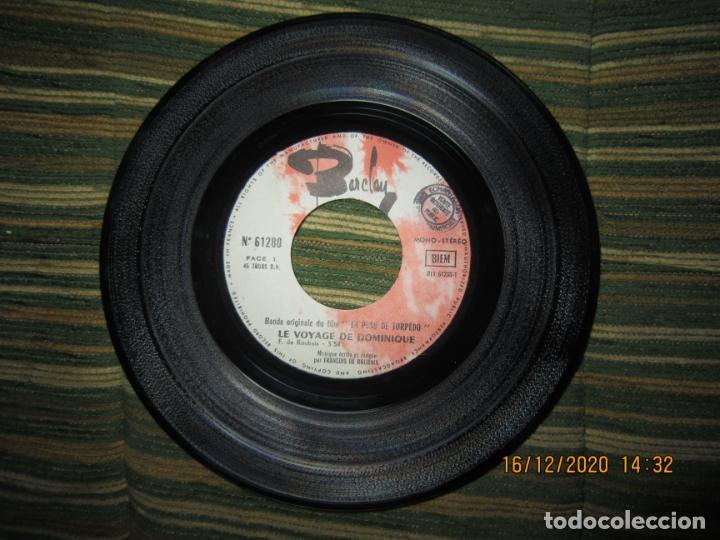 Discos de vinilo: LA PEAU DE TORPEDO EP - B.S.O. - ORIGINAL FRANCES - PROMOCIONAL - BARCLAY 1970 - STEREO - - Foto 4 - 230390065