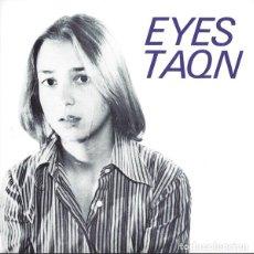 """Discos de vinilo: EYES – TAQN VINYL, 7"""", 45 RPM, SINGLE, REISSUE REEDICION PUNK ROCK. Lote 230393020"""