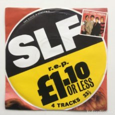 Discos de vinilo: STIFF LITTLE FINGERS ‎– £1.10 OR LESS UK.1982. Lote 230399115
