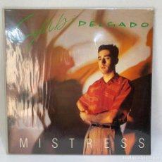 Discos de vinilo: LP - VINILO GABI DELGADO - MISTRESS + ENCARTE - ESPAÑA - AÑO 1983. Lote 230425600