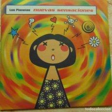 Discos de vinilo: LOS PLANETAS – NUEVAS SENSACIONES - EP SUBTERFUGE 1995. Lote 230432840