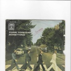 Discos de vinilo: 2808. THE BEATLES. COME TOGETHER / SOMETHING ( DISCO 1969). Lote 230433200
