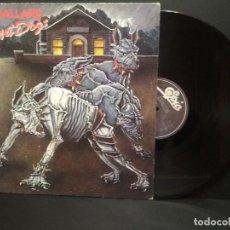 Discos de vinilo: RUSS BALLARD - BARNET DOGS LP EPIC / CBS 1980 CON ENCARTE HOLANDA REF EPC 83867 PEPETO. Lote 230443005