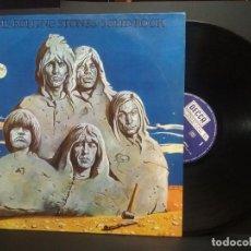 Discos de vinilo: THE ROLLING STONES : SOLID ROCK [ESP 1989] LP DECCA RF 63 99 147 04 PEPETO. Lote 230450970