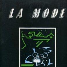 Discos de vinilo: LA MODE - ENFERMERA DE NOCHE. Lote 230452565