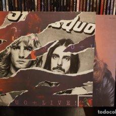 Dischi in vinile: STATUS QUO - LIVE - 2 LP'S. Lote 230515605