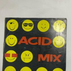Discos de vinilo: LP. ACID MIX - MAX MUSIC. 1989. VER. Lote 230540945