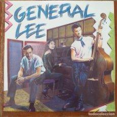 Discos de vinilo: GENERAL LEE - GENERAL LEE (LP) 1990. Lote 230546910